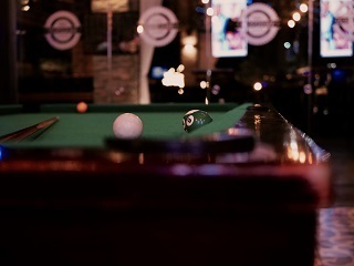 pool table room sizes in rochester